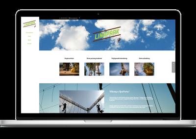 Strona WWW LinaPark